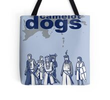 Camelot Dogs Tote Bag