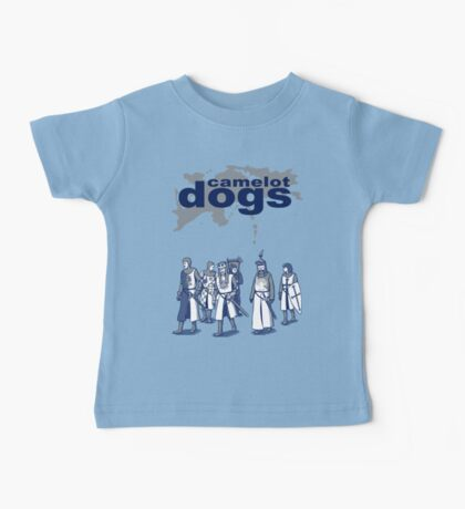 Camelot Dogs Baby Tee