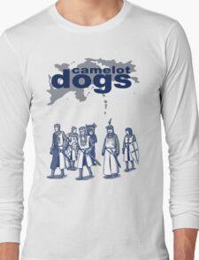 Camelot Dogs Long Sleeve T-Shirt