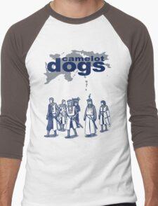 Camelot Dogs Men's Baseball ¾ T-Shirt