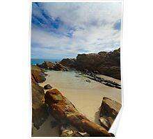 Seaside Inlet Poster