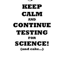 Aperture Science Reminder by EggermierDurr