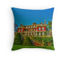 Glitter That Was Once Gold - Westbury House Throw Pillow