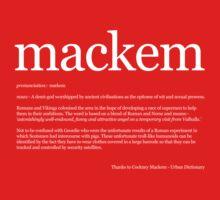 Mackem - A definition... by peely20
