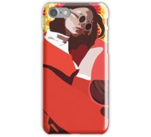 Red Summer iPhone Case/Skin