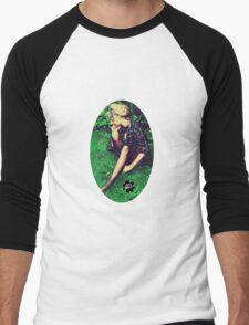 P.E.A.C.E Men's Baseball ¾ T-Shirt