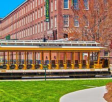 Lowell Trolley 1910 by Mike56