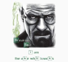 Walter White W/ quote  by HarryJMichael