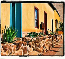 Old Town Tucson by tvlgoddess