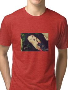 Beneath the Beading Eyes Tri-blend T-Shirt