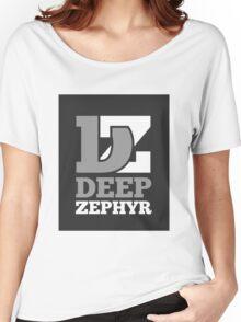 Deep Zephyr Women's Relaxed Fit T-Shirt