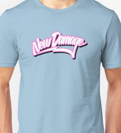 New Damage 80s Vibe Unisex T-Shirt