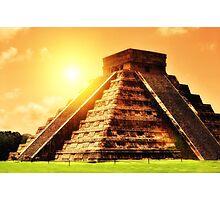Chichen Itza - Mexico Photographic Print