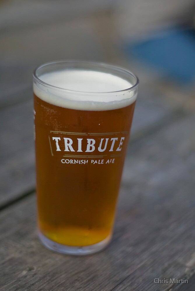 Tribute Ale by Chris Martin