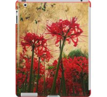 Autumn red  iPad Case/Skin