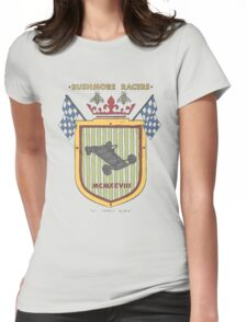 Rushmore Racers Womens Fitted T-Shirt