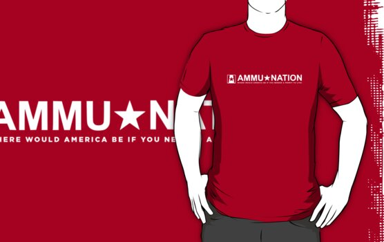 Ammu★Nation by chester92