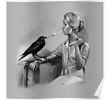 Helper Bird - Value Study Poster