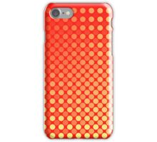Red Yellow Red Mash-Up iPhone and iPad Case iPhone Case/Skin