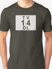 TV 14 DL (United States) white T-Shirt