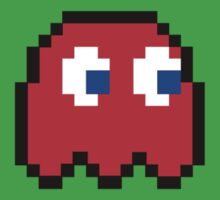 Red ghost - Pacman by playwell