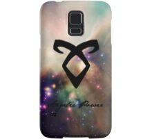 The mortal instruments : Shadowhunter rune - Angelic Power Samsung Galaxy Case/Skin