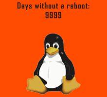 No Reboot Kids Tee