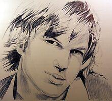 Ashton Ballpoint pen by tybetta87