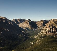 Hayden Spire - Rocky Mountain National Park, Colorado by Jason Heritage