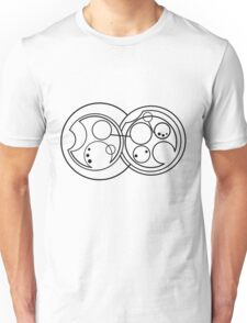 Don't Blink - Circular Gallifreyan Unisex T-Shirt