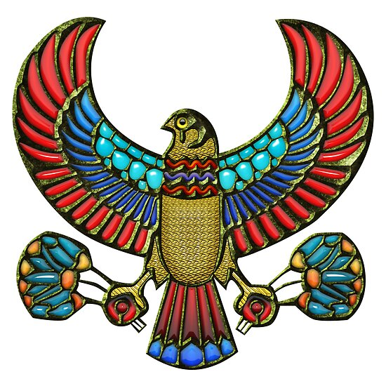 Egyptian Falcon Symbols