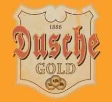 Dusche Gold by Stefan Große Halbuer