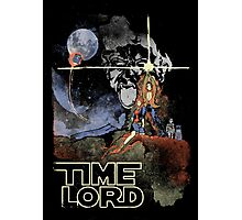 TIME LORD Episode IV Photographic Print