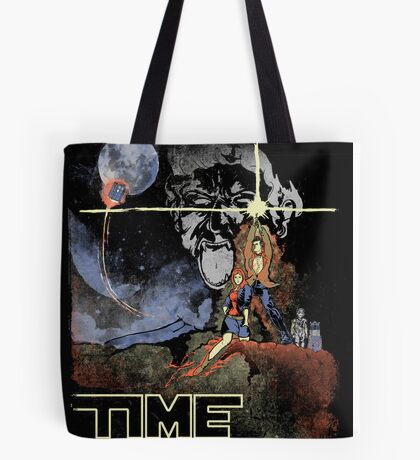 TIME LORD Episode IV Tote Bag