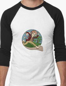 Bilbo's Adventure Men's Baseball ¾ T-Shirt