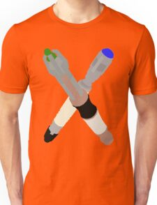 Sonic Screwdrivers Unisex T-Shirt