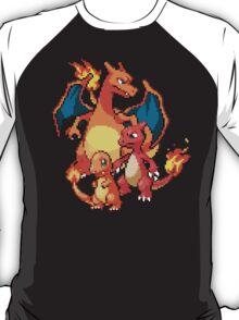 Charmander Evolutions T-Shirt