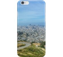 Over The City iPhone Case/Skin