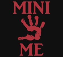 Mini Me Hands Couple T-Shirts & Hoodies Baby Tee