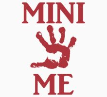 Mini Me Hands Couple T-Shirts & Hoodies One Piece - Short Sleeve