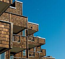 Suburban Alki by Kevin Fedde