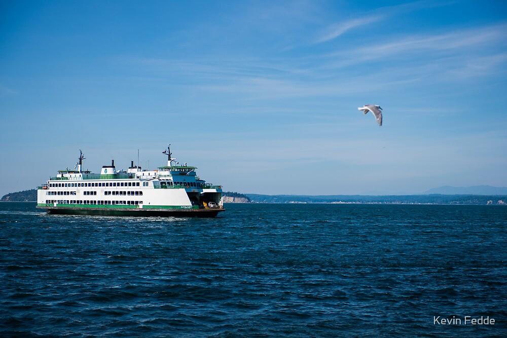 Washington Ferry by Kevin Fedde