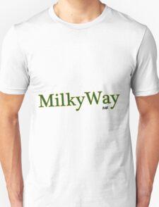 Milk Way Bar T-Shirts & Hooides Unisex T-Shirt