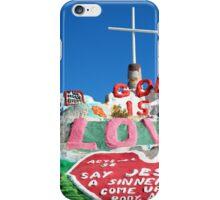 Salvation Mountain iPhone Case/Skin