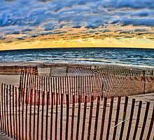 Oval Beach, Saugatuck, MI by Rocco Goff