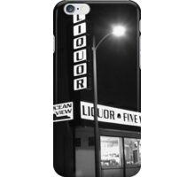 Liquor Store iPhone Case/Skin