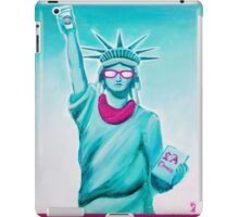 Life, Liberty, and the Pursuit of Being a Hipster iPad Case/Skin