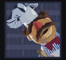 "Swedish Chef ""Bork Bork"" Kids Clothes"