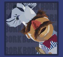 "Swedish Chef ""Bork Bork"" by ShoeboxMemories"