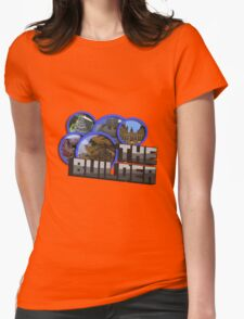 The Builder Womens Fitted T-Shirt